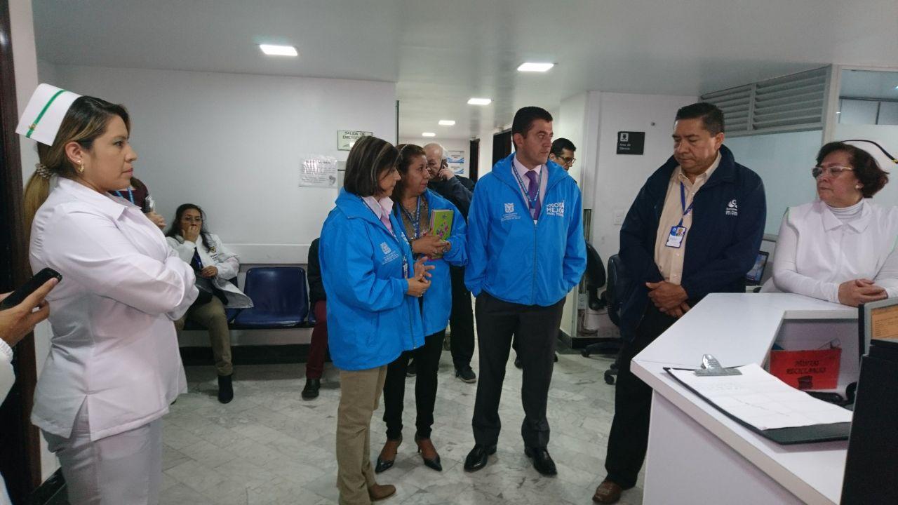 Bogotá fortalece su capacidad hospitalaria a través de la donación de equipos biomédicos para la atención de la pandemia