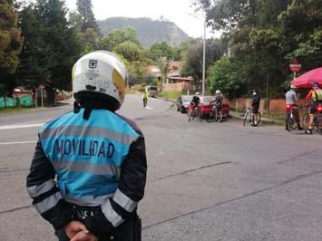 Distrito y Cundinamarca fijan acciones para mejorar la movilidad en la vía Bogotá-Choachí