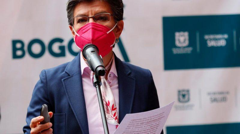 Bogotá pasa de Alerta Amarilla a Alerta Naranja y se alista con nuevas medidas para enfrentar un tercer pico de la pandemia