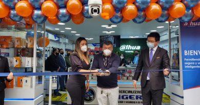 Dahua Technology y la Comercializadora Tigers abrieron nueva tienda en Bogotá