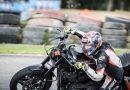 El piloto bogotano que se la juega en una Harley Davidson