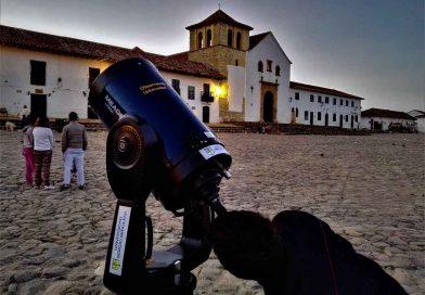 Festival de Astronomía de Villa de Leyva celebra este año el 60 aniversario de la llegada del primer hombre al espacio