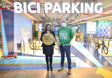 Bogotá alcanza los 200 establecimientos con cicloparqueaderos certificados con 'Sellos de Calidad'