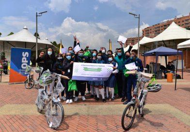 Tres equipos de estudiantes innovadores en movilidad