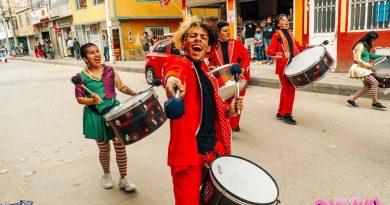 Kennedy también tiene su Carnaval: la fiesta del barrio Patio Bonito que une a la comunidad